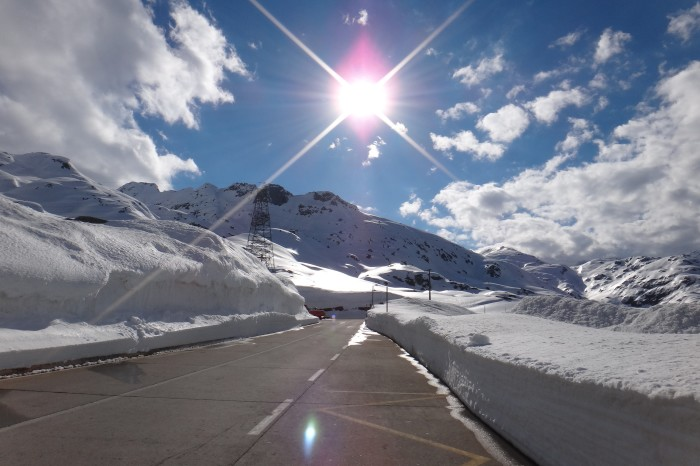 Europe - St Gotthard Pass, Switzerland