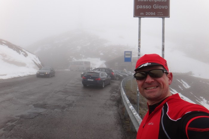 Europe - Ride to Jaufenpass, Italy