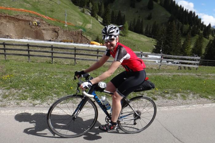 Europe - Cycling the Sella Ronda, Dolomites, Italy