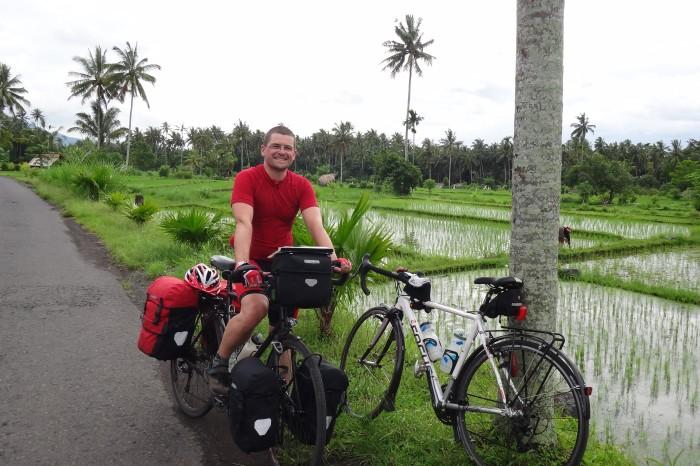 Bali  - Stunning rice paddies in Bali