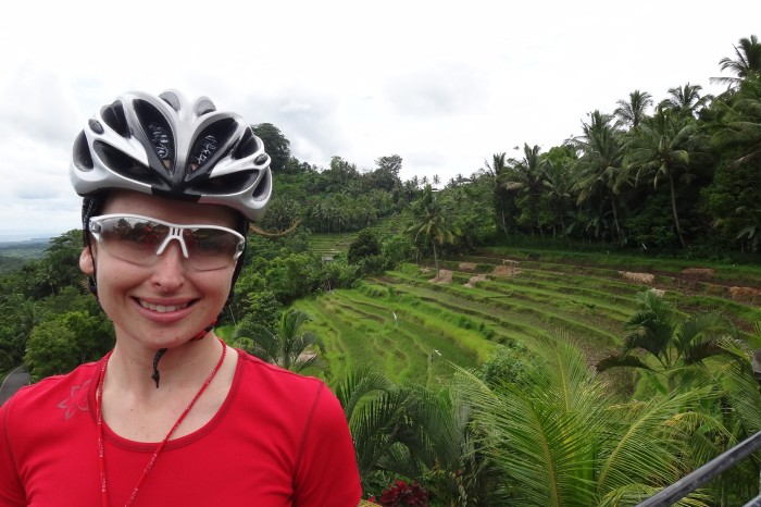 Bali  - More tiered rice paddies