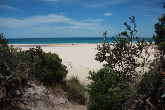 Tasmania - The Friendly Beaches