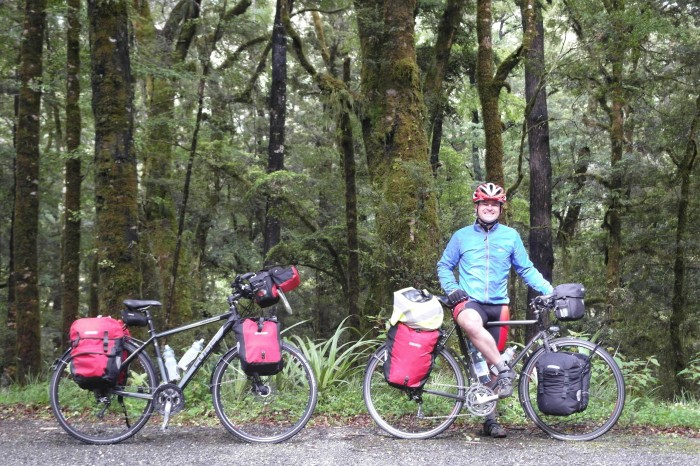 NZ 1 - Cycling the Lewis Pass