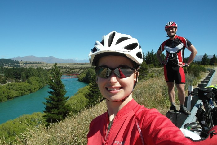 NZ 1 - Cycling from Queenstown to Alexandra