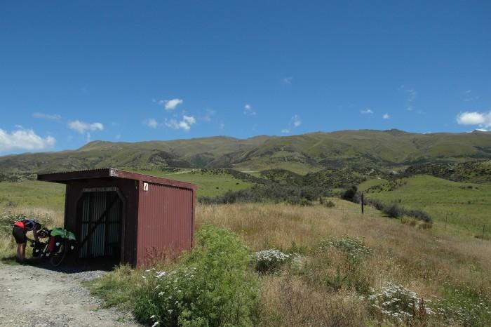 NZ 1 - Cycling the Otago Central Rail Trail