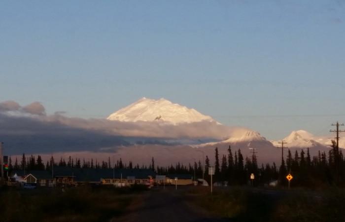 Day 6 - Mt Drum, Alaska