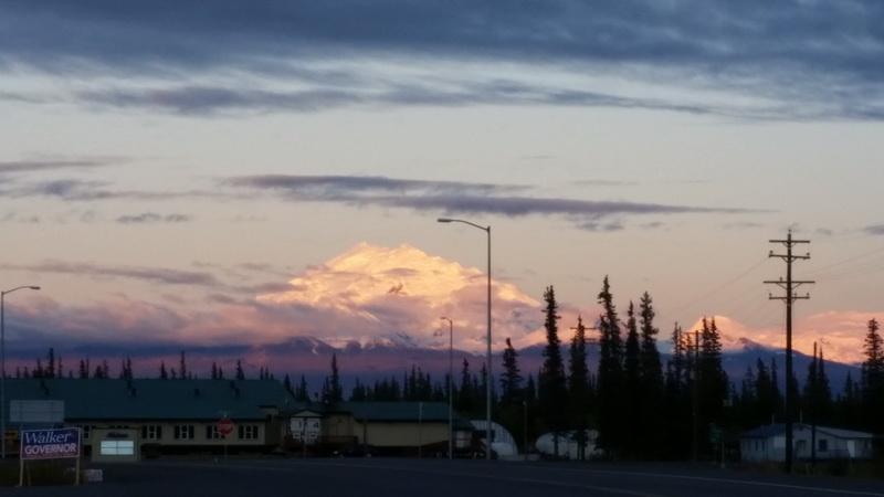 Mt Drum, Alaska