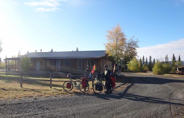 Day 5 - Nelchina Lodge