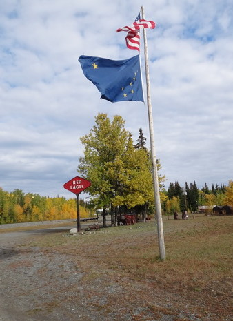 Day 7 - Red Eagle Lodge
