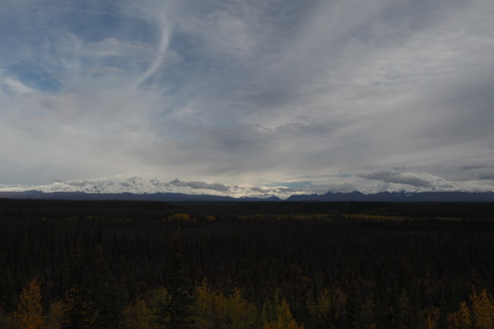 Day 7 - Views of the Wrangell Mountains