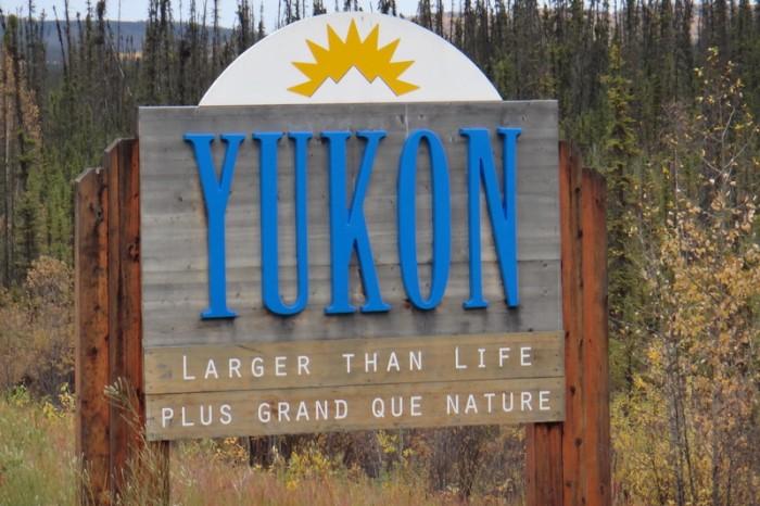 Canada 1 - Hello Yukon!