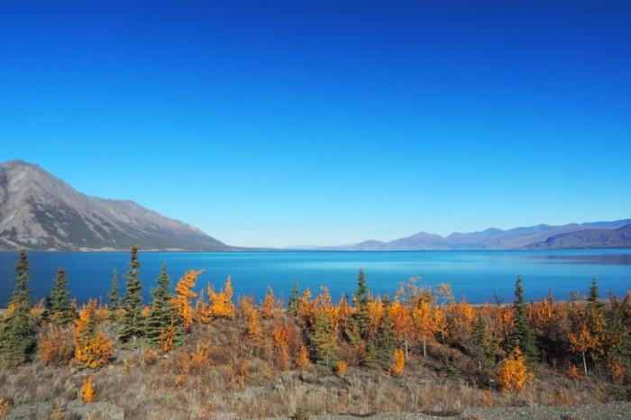 Canada 100 - Kluane Lake