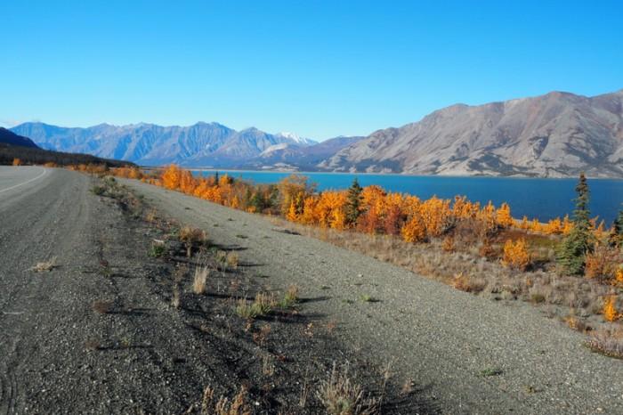 Canada 101 - Kluane Lake