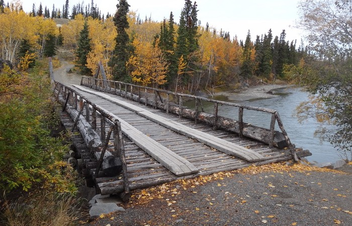 Canada 112 - Historic Canyon Creek Bridge