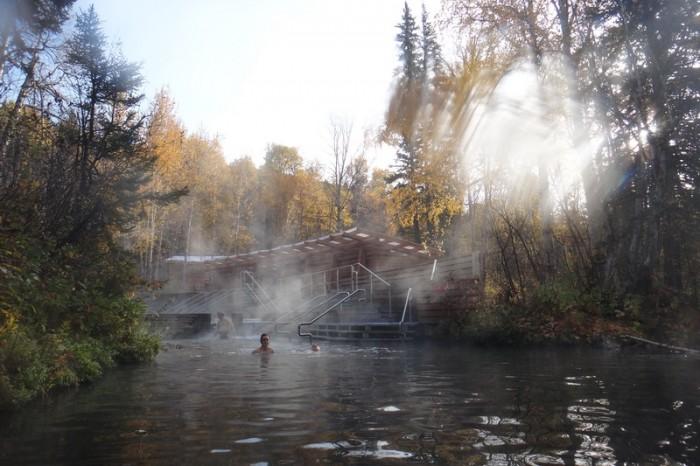 Canada 194 - Liard Hotsprings