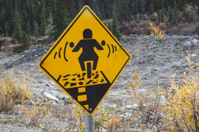 Canada 219 - Bumpy ride ahead!