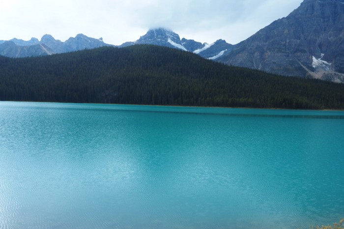 Canada 286 - More beautiful lakes along the Icefields  Parkway