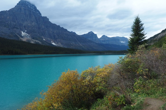Canada 287 - More beautiful lakes along the Icefields  Parkway