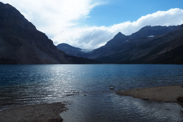 Canada 292 - Bow Lake, Icefields Parkway
