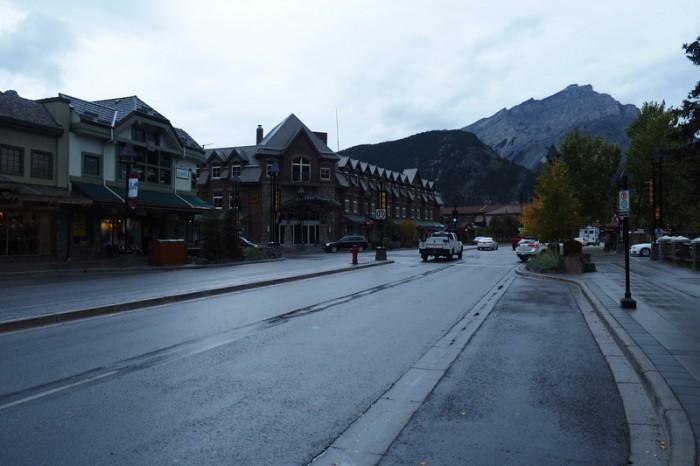 Canada 329 - Banff