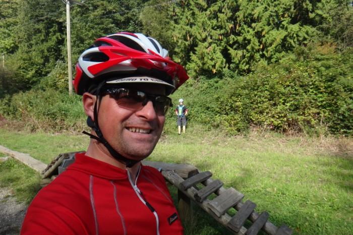 Vancouver  - Mountain biking near Vancouver
