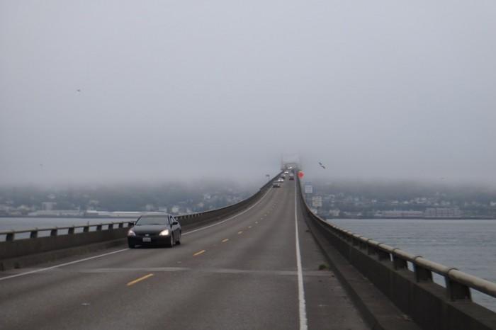 Astoria, Oregon - The incline!