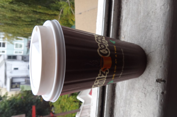 San Francisco - Hmmm .... Philz Coffee