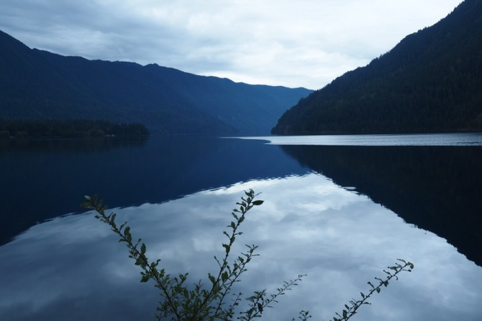 Olympic Peninsula, Washington State - Beautiful Lake Crescent