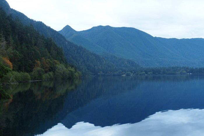 Olympic Peninsula, Washington State - Lake Crescent