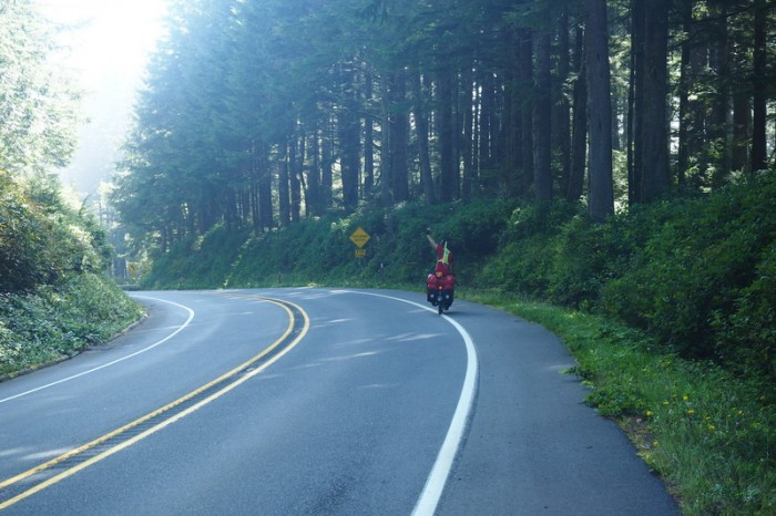 Olympic Peninsula, Washington State - Cycling through Olympic National Park