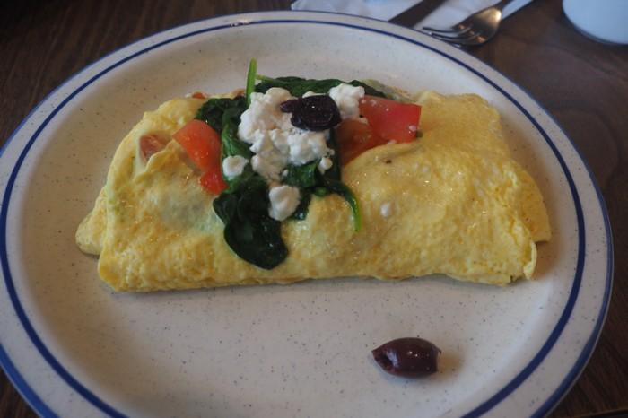 Astoria, Oregon - Breakfast at Stephanie's Cafe