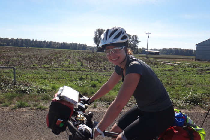 Portland to San Francisco - Willamette Valley Scenic Bikeway