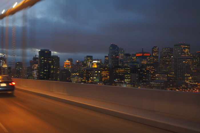 San Francisco - San Francisco by night