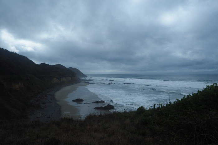 Portland to San Francisco - The beautiful Oregon Coast