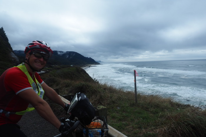 Portland to San Francisco - Brays Point, Oregon Coast