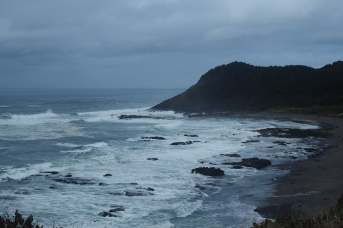 Portland to San Francisco - Brays Point, Oregon Coast