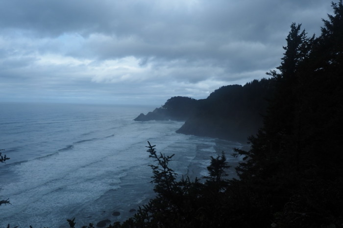 Portland to San Francisco - Beautiful beaches along the Oregon Coast