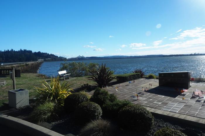 Portland to San Francisco - Conde McCullough Memorial