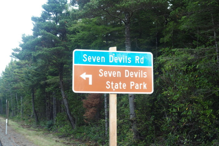 "Portland to San Francisco - The wicked ""Seven Devils Road"""