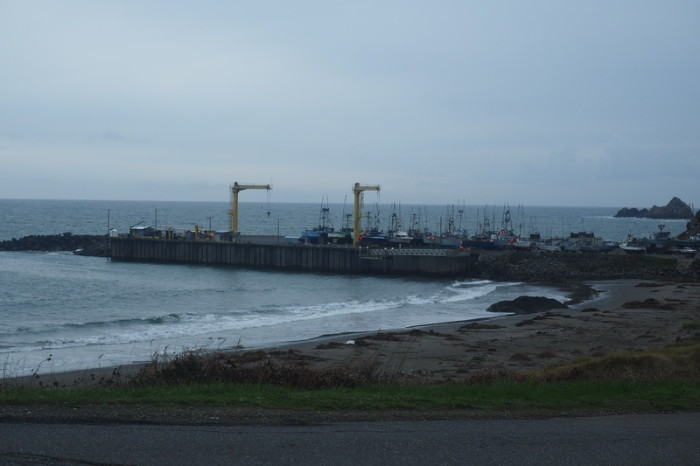 Portland to San Francisco - The Harbour at Port Orford