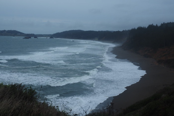 Portland to San Francisco - Oregon Coast