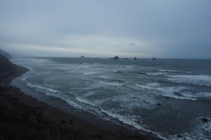 Portland to San Francisco - Oregon Coast