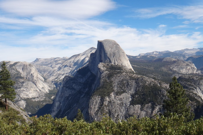 Yosemite National Park - Half Dome, Yosemite National Park