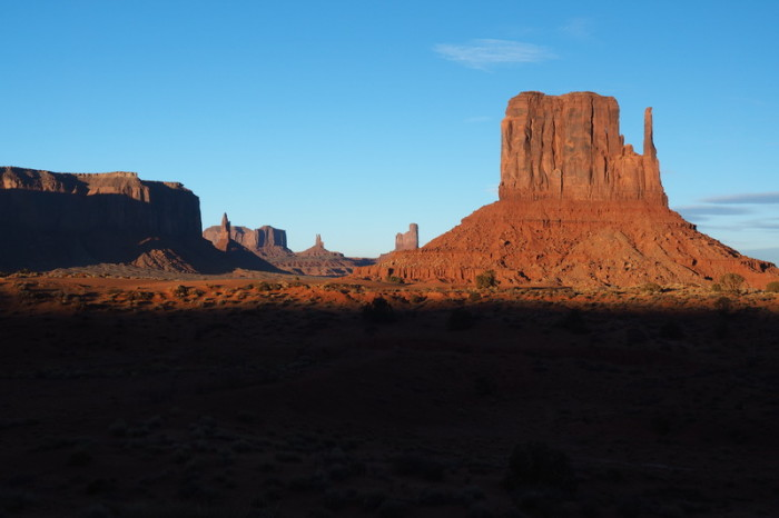 USA Road Trip - Views of Monument Valley, Navajo Tribal Park