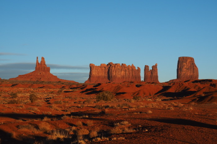 USA Road Trip - Views of Monument Valley and surrounds