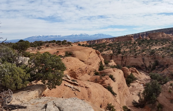 USA Road Trip - Stunning scenery around Moab, Utah