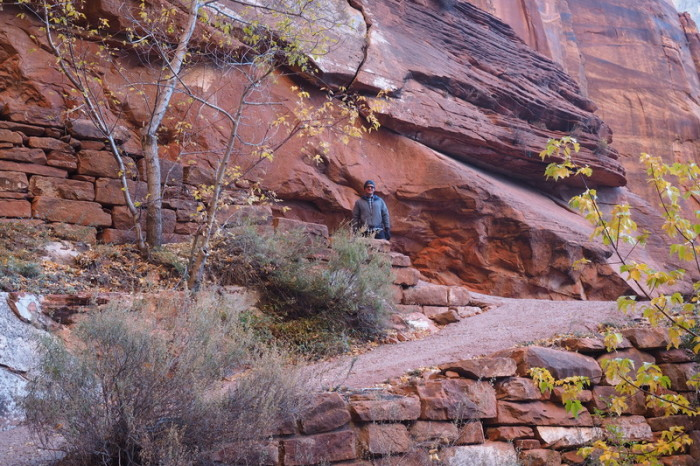 USA Road Trip - Hiking to Angels Landing, Zion National Park, Utah