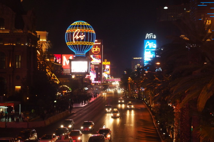 USA Road Trip - The Strip, Las Vegas