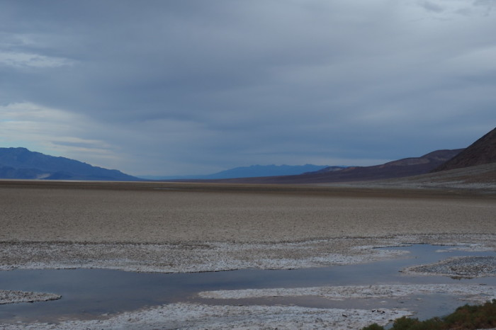 USA Road Trip - Badwater Basin, Death Valley National Park, California