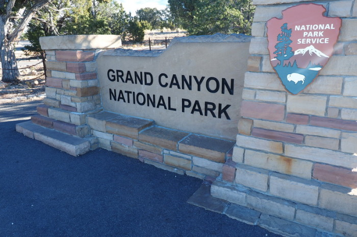 USA Road Trip - The Grand Canyon!